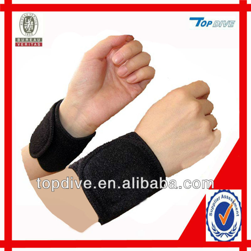 Stylish wrist support