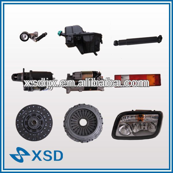 Mercedes truck spare parts