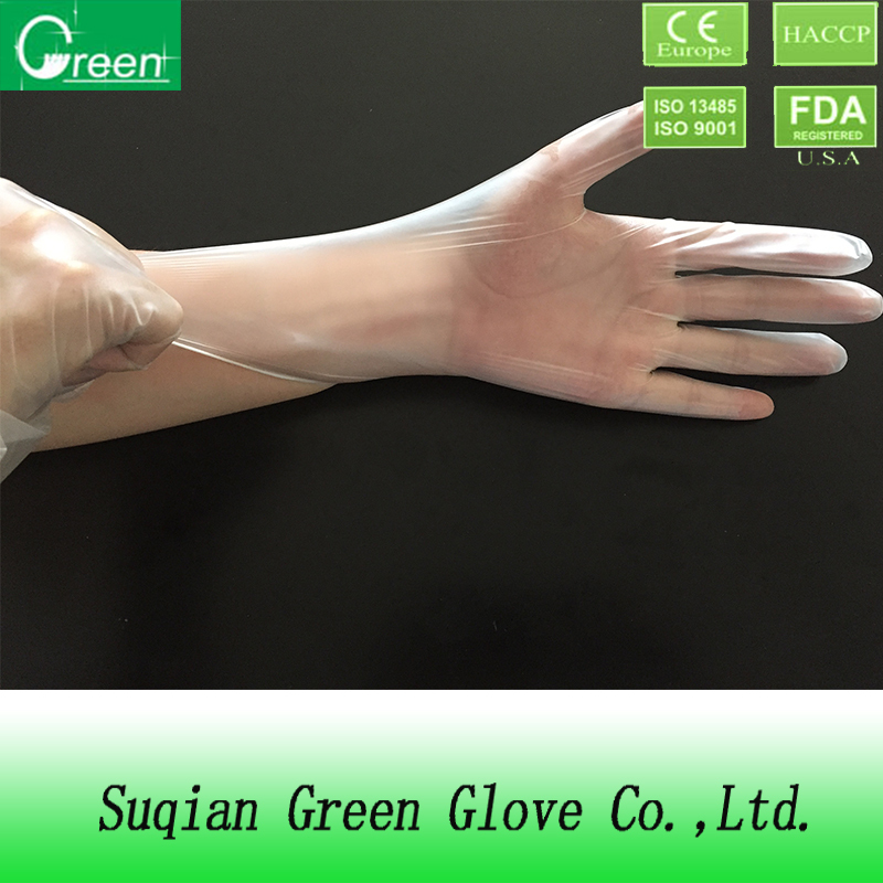 vinyl gloves/best selling gloves/medical gloves