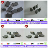 tungsten cemented carbide tips