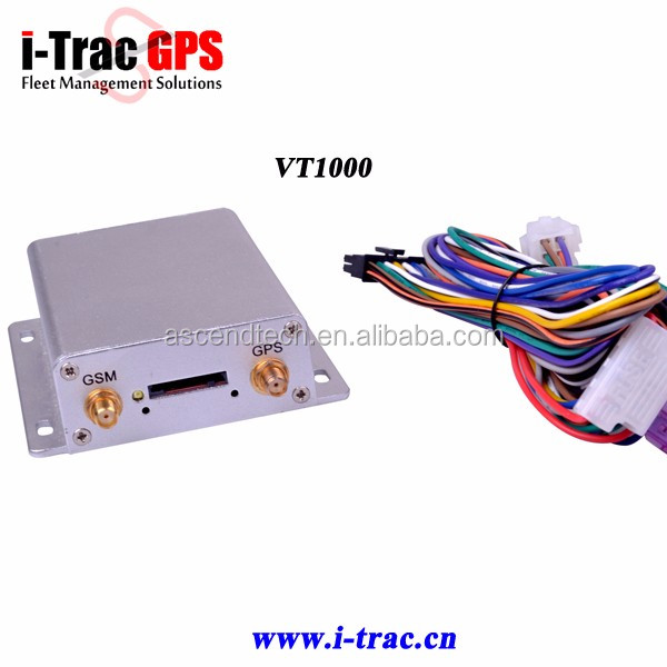 GPS car alarm and tracker with camera and fuel sensor for Fleet Tracking and vehicle security
