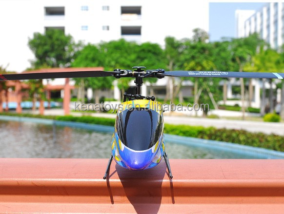 Good quality 6 channel 2.4G 6axis big remote control helicopter