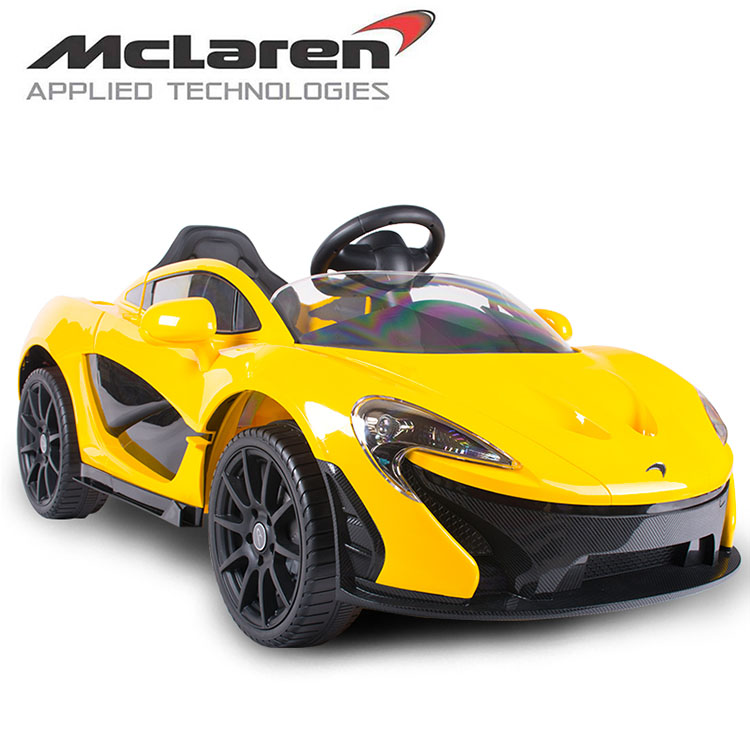 Top sale McLaren Genuine license Children toy car electric ride on car mini electric kids toy car