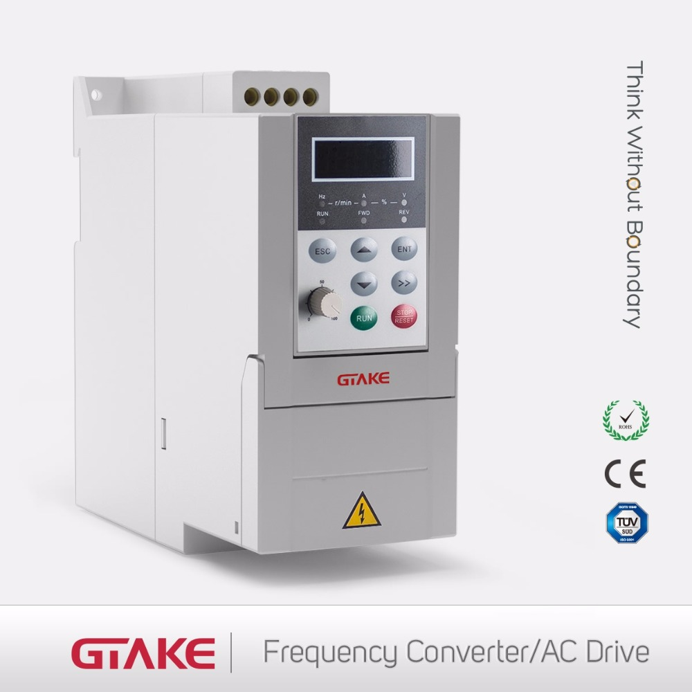 Compact size economical V/F control frequency inverter VFD