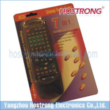 General use universal URC22B 7 IN1universal remote control