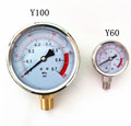 Stainless steel pressure gauge oil filled gauge