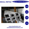 Top Quality AISI 201 304 316 430 Stainless Steel Beam (I,H,T,C,Channel etc) Manufacturer