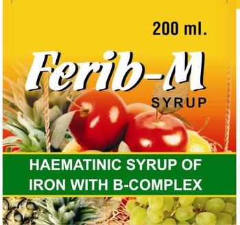 IRON with B-COMPLEX SYRUP