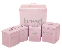Top kitchen canister set jiangmen!Bread box and canister set
