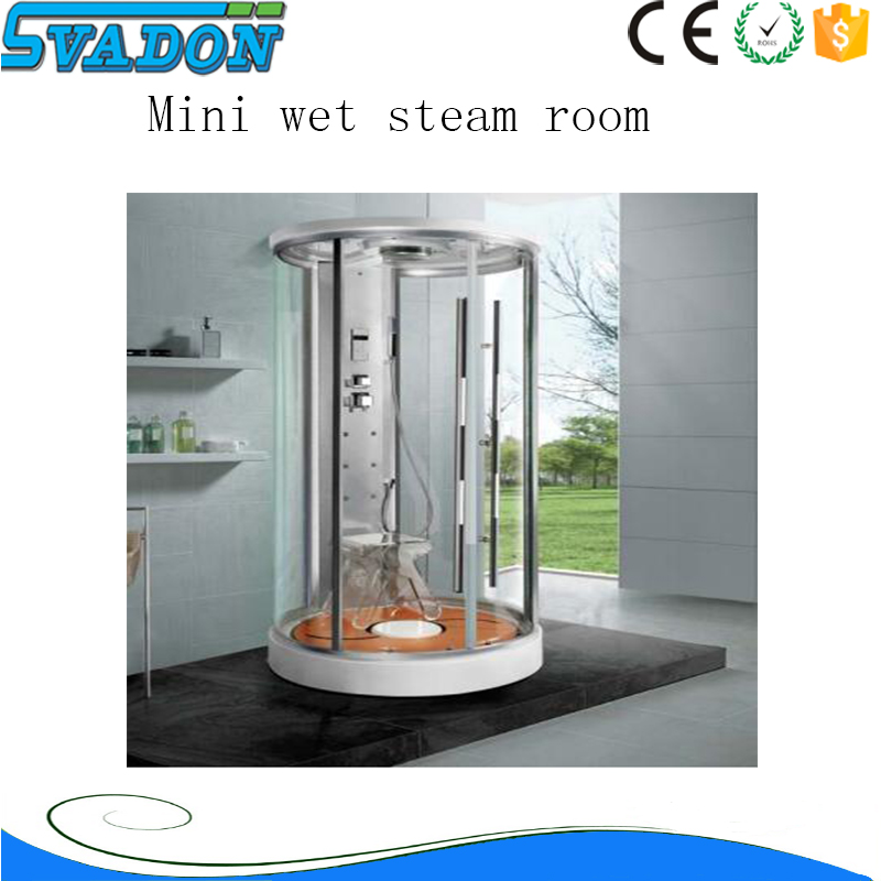 Guangzhou factory supply sauna steam room/combination portable steam sauna dry sauna room