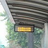 Fivelake Custom Design LED Bus Shelter