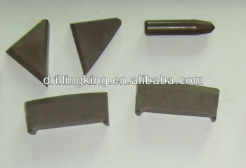 tungsten indexable carbide inserts/tungsten carbide insert rock bit