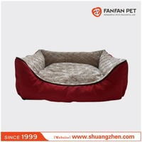 high quality soft pet bed / dog pet