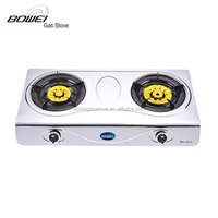 Induction Cooktop Cooker Double Gas Stove