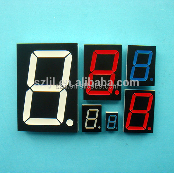 High quality Hot sale 0.5'' 7 Segment Alpha Numeric <strong>LED</strong> <strong>Display</strong>