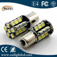 Auto LED Turn Signal Lights/1156/BA15S canbus Car LED Bulbs with 5050-30SMD,12V OEM Orders Welcomed