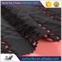 China supplier Dress Embroidery Design african fabric wholesale in london