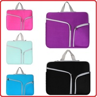 13 Inch Notebook Ultra-Portable Neoprene Fashion Laptop Bag / hand bags