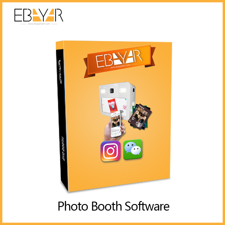 Open air Photo Booth Software