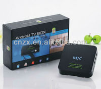 2014 Amlogic 8726 MX android 4.2 dual core smart tv box. XBMC INSTALLED plus addons