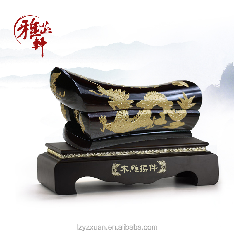 Good Quality Wooden Caskets Made in China Exquisite Mini Coffin for Sale