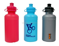 LFGB standard kids water bottle self sealing lid, bpa free plastic juice bottle, PE material milk bottle