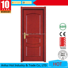2016 Hotest HOTEL Steel Handle Hinges Door Wooden and Metal Door Hotel Entrance Door