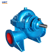 50hp low consumption electric split case water pump