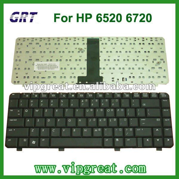 NEW laptop keyboard for HP Compaq 6520 6720 US black