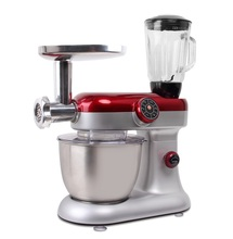 Professional stand mixer with stainless steel bowl dough mixer home kitchen appliance