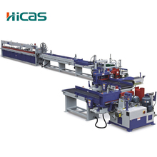 High Quality Woodworking Automatic Finger Joint Line With German Pneumatic Hydraulic Conveyor System