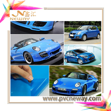 pvc material and body sticker use film car wrap /self adhesive car color changing film
