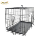 "48"" Pet Kennel Cat Dog Folding Crate Wire Metal Cage W/Divider"