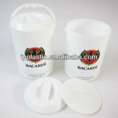 durable cheap small plasitc water cooler for beer holder