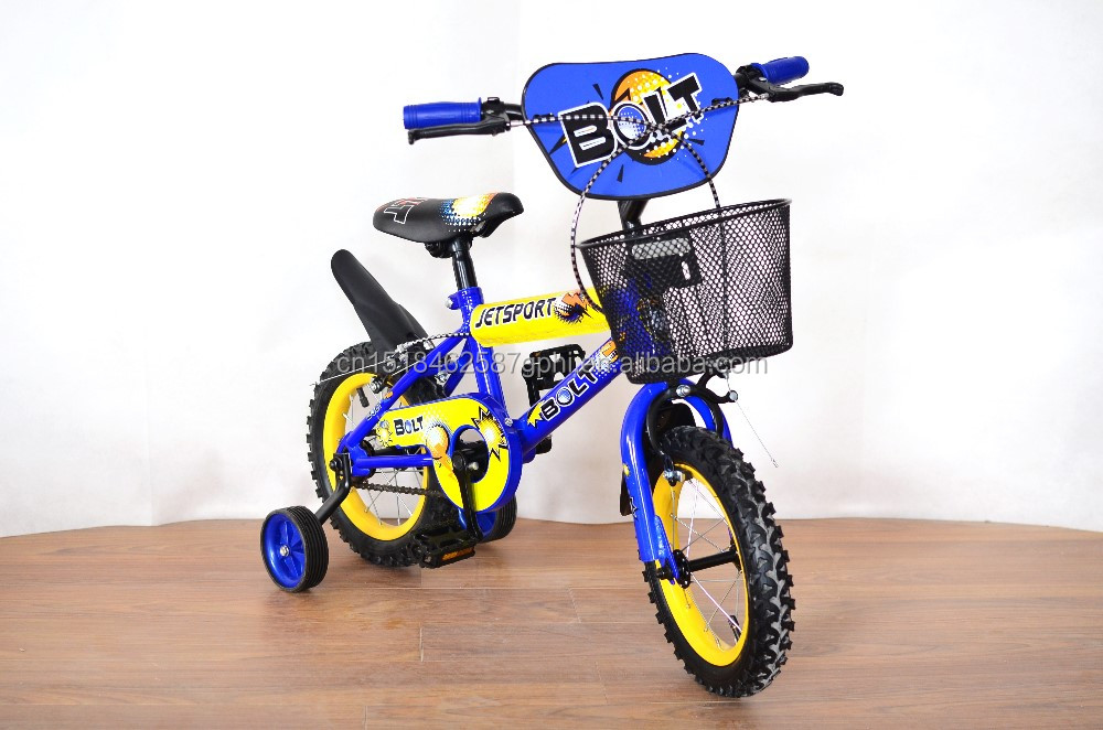 12 inch BMX kids bicycle children bicycle with bar pad