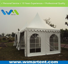 20 ft x 40 ft Party Pagoda Tent for cocktail bar