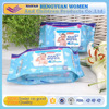 Non--woven fabric soft baby wet wipes