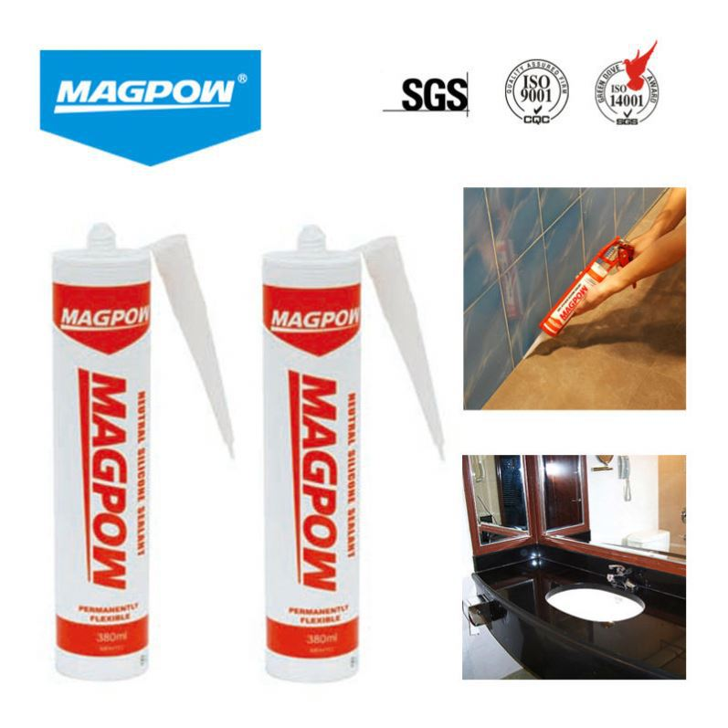 Top Quality Food High Grade Gp Silicone Sealant