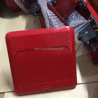 red colour flush mount style pop-up floor box HGD-1FL