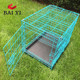 new design many models welded wire mesh dog cage singapore philippines sale