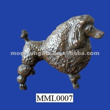 <span class=keywords><strong>RESINA</strong></span> PERRO POODLE FIGURA