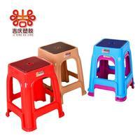 Imitation Rattan Plastic Kitchen Bar Stools Manufacturer