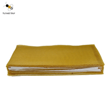 100% Honey Comb Beeswax Foundation Sheet Price