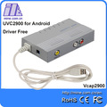 High quality cheapest USB android capture box USB 2.0 Video Grabber USB capture card