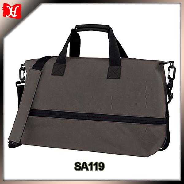Ballistic Nylon Duffel Bag Shoulder Handbag Weekend Travel Bag