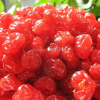 Dried red cherry for sale,dried fruit food