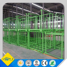 heavy duty metal 3 tier storage stack racking