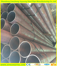 Factory reinforced concrete pump pipe,large diameter concrete delivery pipe, st52 steel pipe concrete