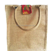 cheap custom fashion oem eco jute bag for packing vegetables