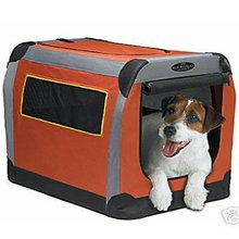 Collapsible Dog Soft Crate